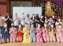 Hàn Quốc: Cộng đồng Phật tử Viện Chuyên Tu khu vực Cheongju-si tổ chức tụng kinh Vu lan và phóng sanh