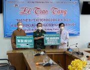 Trao tặng 10 máy tạo ôxy và ủng hộ Quỹ bệnh nhân nghèo – Bà Rịa Vũng Tàu