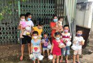 Phân Ban Thiện nguyện Ánh Đạo Bình Dương tổng kết Thiện nguyện trong gần nửa tháng qua