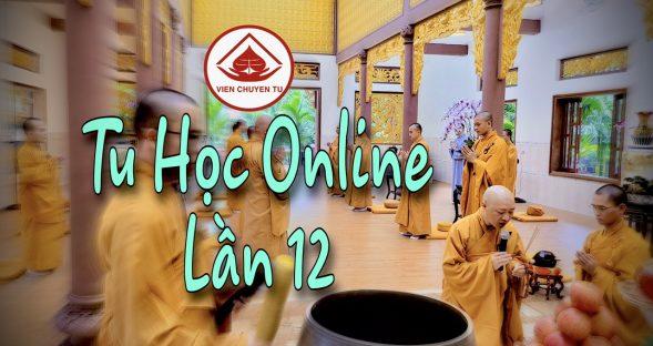 Tu Học Online Lần 12