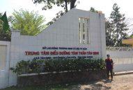 BTN Ánh Đạo tặng quà tại Trung tâm Điều dưỡng Tâm thần Tân Định