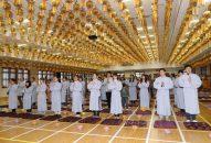 Lễ Quy y Tam bảo tại chùa Đại Tinh Hàn Quốc