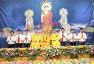 Viện Chuyên Tu tổ chức Lễ Vía Đức Phật A Di Đà tại Hàn Quốc
