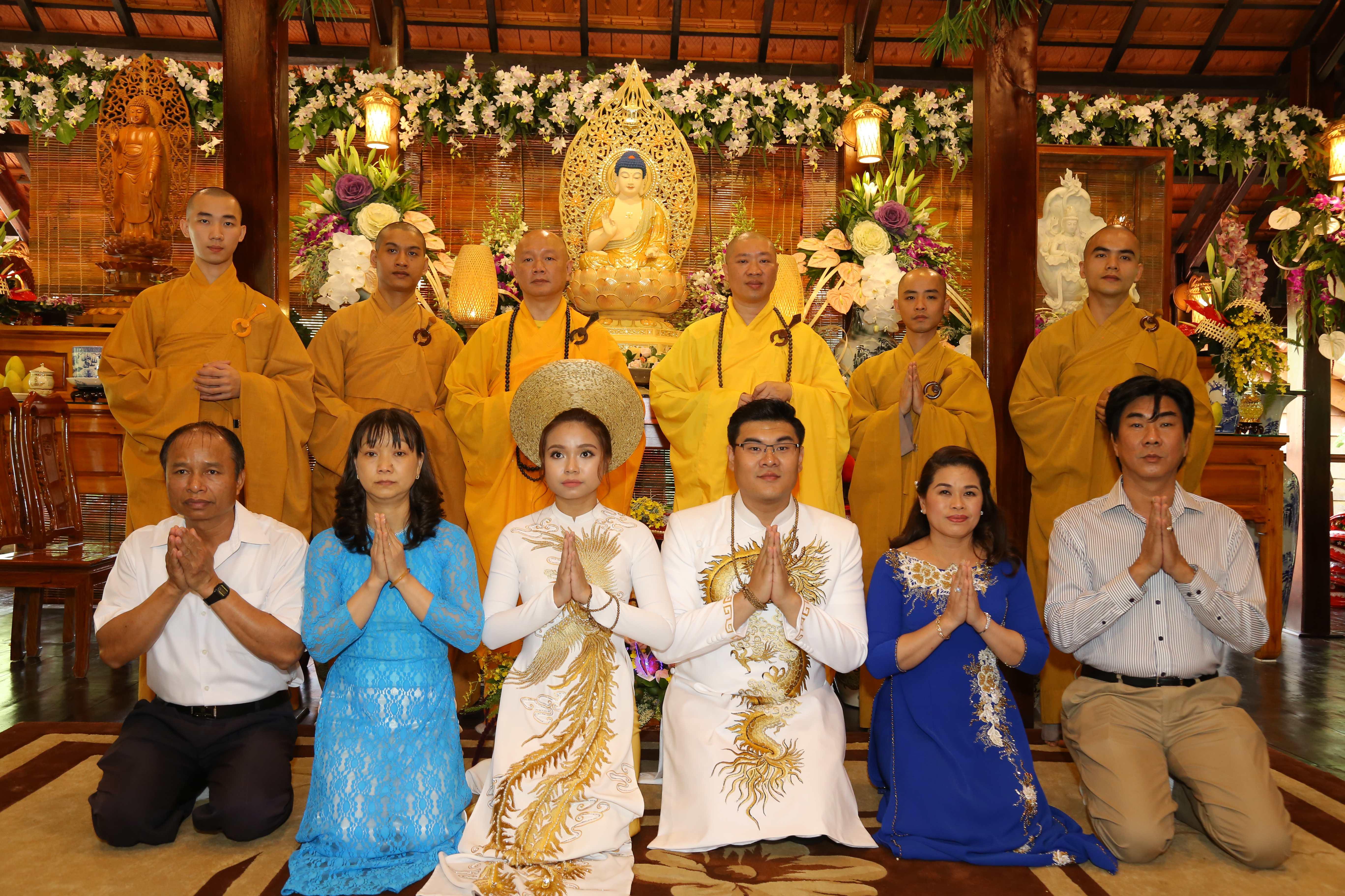 Lễ Hằng Thuận Tại Viện Chuyên Tu, ngày 19 tháng 12 năm 2017